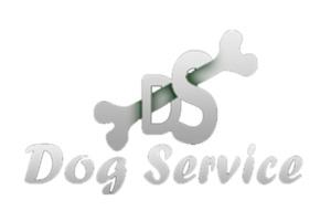 Mario Lanero Dog Service Logo